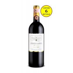 Chianti Classico DOCG Riserva 2012 - Tenuta Bonomonte (6 bottiglie)