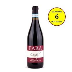 "Fara DOC Riserva ""Ciada"" - Vigneti Valle Roncati (cartone 6 bottiglie)"