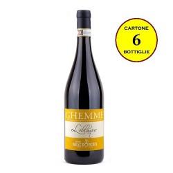 "Ghemme DOCG ""Leblanque"" - Vigneti Valle Roncati (cartone 6 bottiglie)"