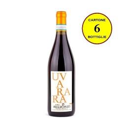 Uva Rara Colline Novaresi DOC - Vigneti Valle Roncati (cartone 6 bottiglie)