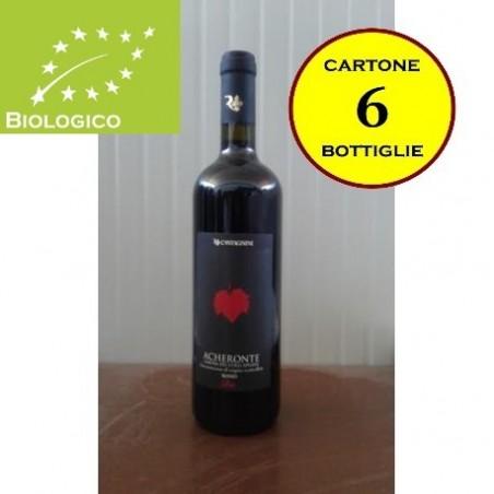 """Candia Colli Apuani DOC """"Acheronte"""" Biologico - Vini Apuani (6 bottiglie)"""
